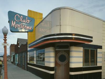 Club  Moderne  Anaconda Montana
