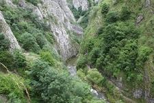 Cluj - Turda Gorge View