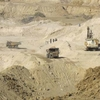 Coalfields Mine Occidental