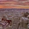 Coal Mine Canyon Sunset