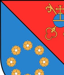 Coat Of Arms Of Ostrw Wielkopolski County