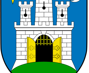 Coat Of Arms Of Zagreb