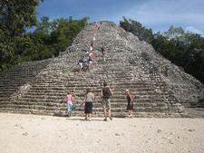 Coba Archaeological Site - Quintana Roo