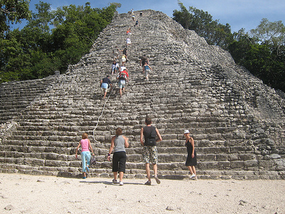 Coba Archaeological Site - Quintana Roo