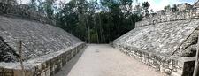 Coba Ballcourt - Quintana Roo - Mexico
