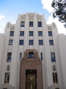 Cochise County Courthouse 2 C Bisbee 2 C Arizona