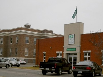 District Courthouse And Town Hall