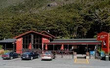 Coffee Shop @ Arthur's Pass - South Island NZ