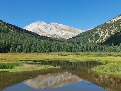 Collegiate Peaks Wilderness CO