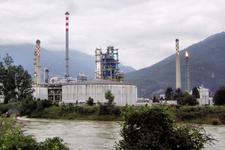 Collombey Refinery