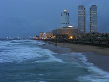Colombo Beach & CBD