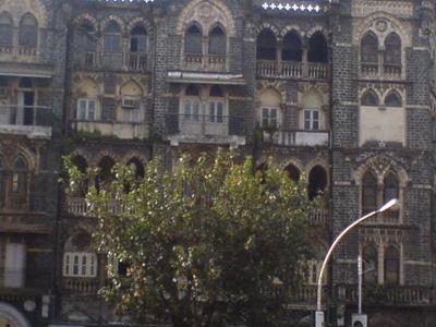 Colonial-era Buildings Opposite Regal Cinema