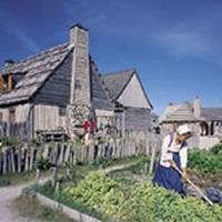 Colonial Michillimackinac Historic State Park