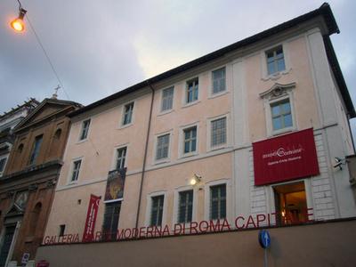 The Galleria Comunale D'Arte Moderna