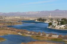 Colorado River At Bullhead City
