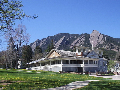Colorado Chautauqua - Boulder CO