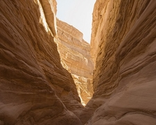 Colored Canyon In South Sinai