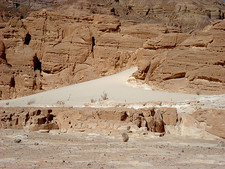Colored Canyon Rock Formations - South Sinai