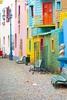 Colorful La Boca - Buenos Aires