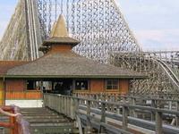 Colossos Roller Coaster