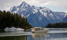 Colter Bay - Grand Tetons - Wyoming - USA