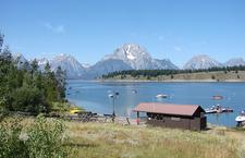 Colter Bay Village Images Grand Tetons - Wyoming - USA