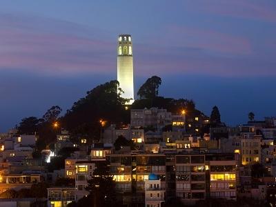 Colt Tower San Francisco CA