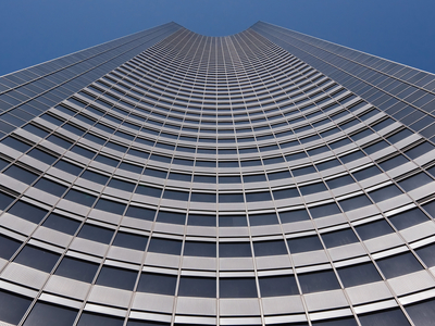 Columbia Center From Below