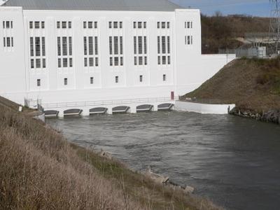 Columbus Hydroelectric Plant