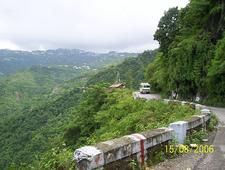 Coming Into Dehradun