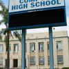 Compton High School Billboard