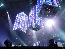 Concert At Sleep Train Arena - ARCO Sacramento