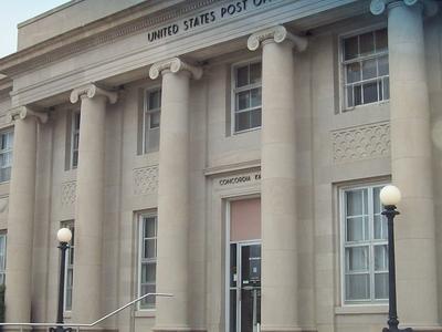Concordia Post Office