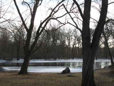 Concord River North Billerica