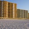 Condominiums Along The Beach