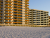Condominiums Along The Beach