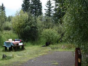 Conejos Campground