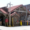 Coney Island Yard Gatehouse