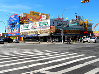 Coney Island - Then and Now
