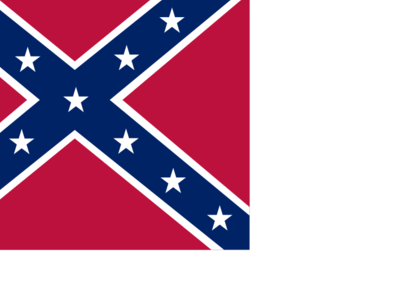 Confederate  National  Flag Since  Mar  4  1 8 6 5