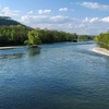 Confluence With The Aare At The