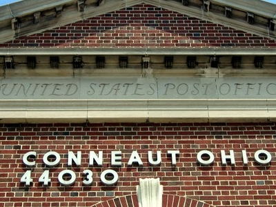 Conneaut  Post  Office