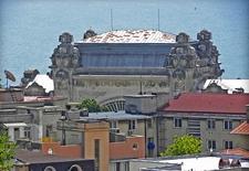 Constanta Casino Seen From A Minaret