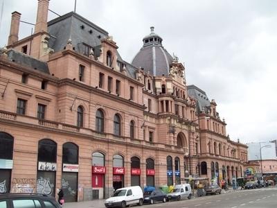 Estación Plaza Constitución