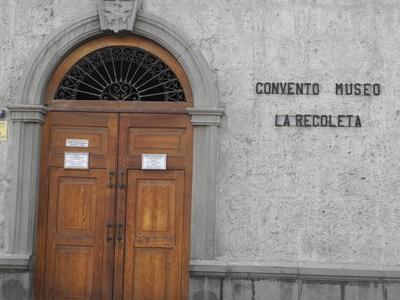 Convento Museo Da La Recoleta