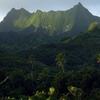Rarotonga\\\'s Highest Peak