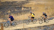 Coolidge Dam Bicycle Trail - Tonto National Forest - Arizona - USA