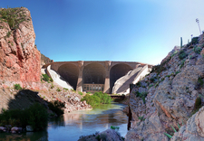 Coolidge Dam - Tonto National Forest - Arizona - USA