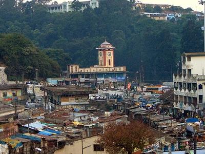 Coonoor Bazaar