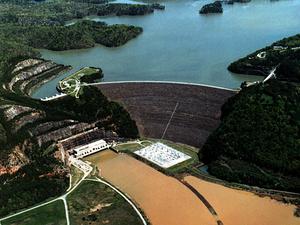 Coosawattee Río